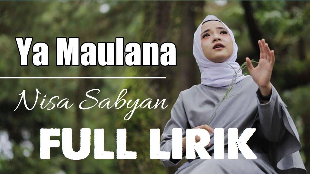 download ya maulana sabyan mp3 gudang lagu