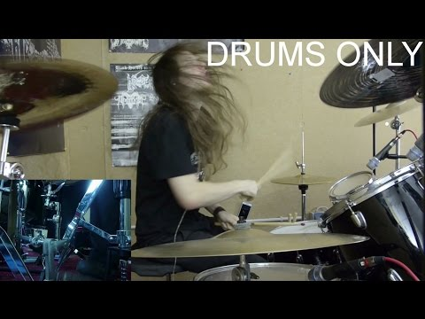 DIMMU BORGIR - Gateways COVER (Drums Only)