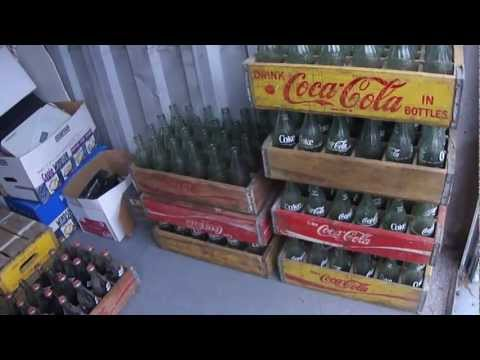 Vintage Coke Bottle Finds - Some Tips On What To Look For
