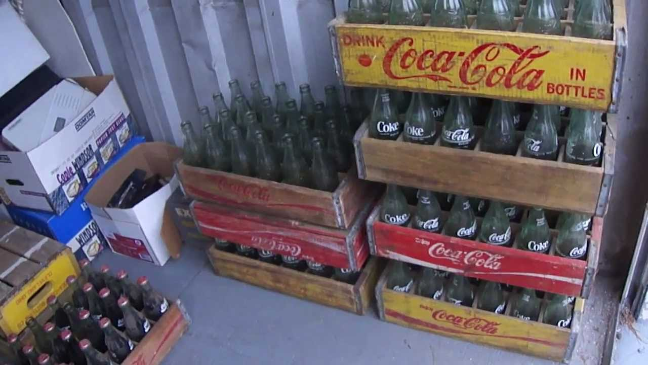 identifying old pepsi bottles
