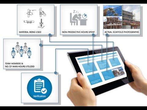 Scaffolding Management Software