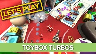 Toybox Turbos Is Exactly Micro Machines - Let