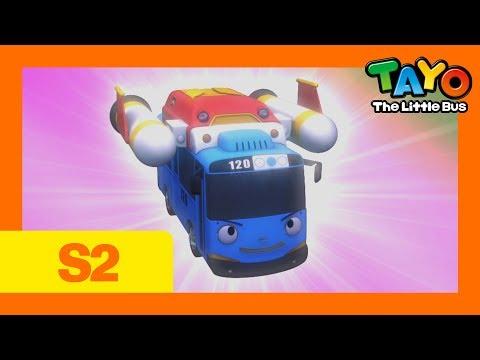 Tayo's space adventure part 1 (30 mins) l Episode 17 l Tayo the Little Bus