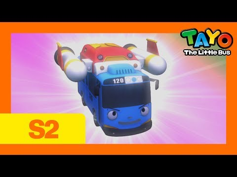 Thumbnail: Tayo's space adventure part 1 (30 mins) l Episode 17 l Tayo the Little Bus