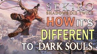 Sekiro: Shadows Die Twice - How It