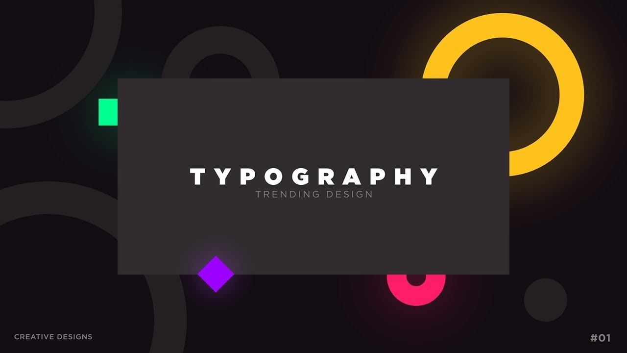 After Effects Tutorial: Animated Typography Slide in After Effects - Motion  Graphics Tutorial