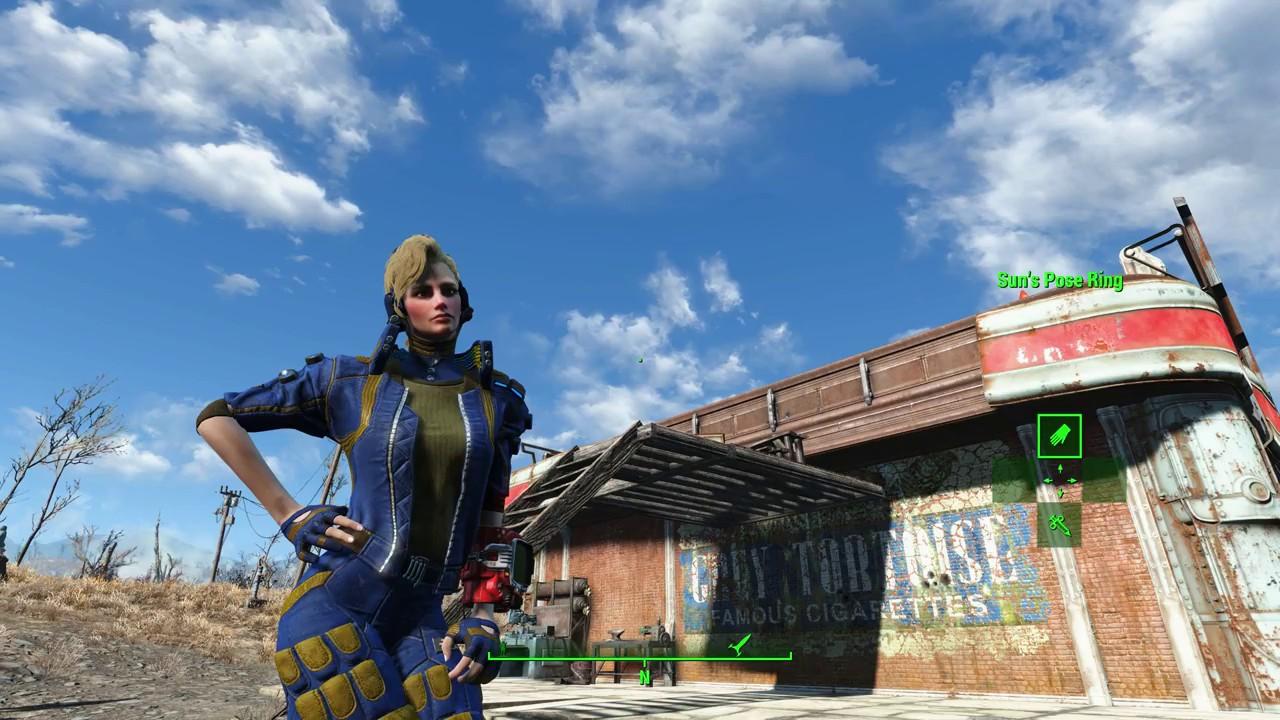 Fallout 4 Sexy Poses