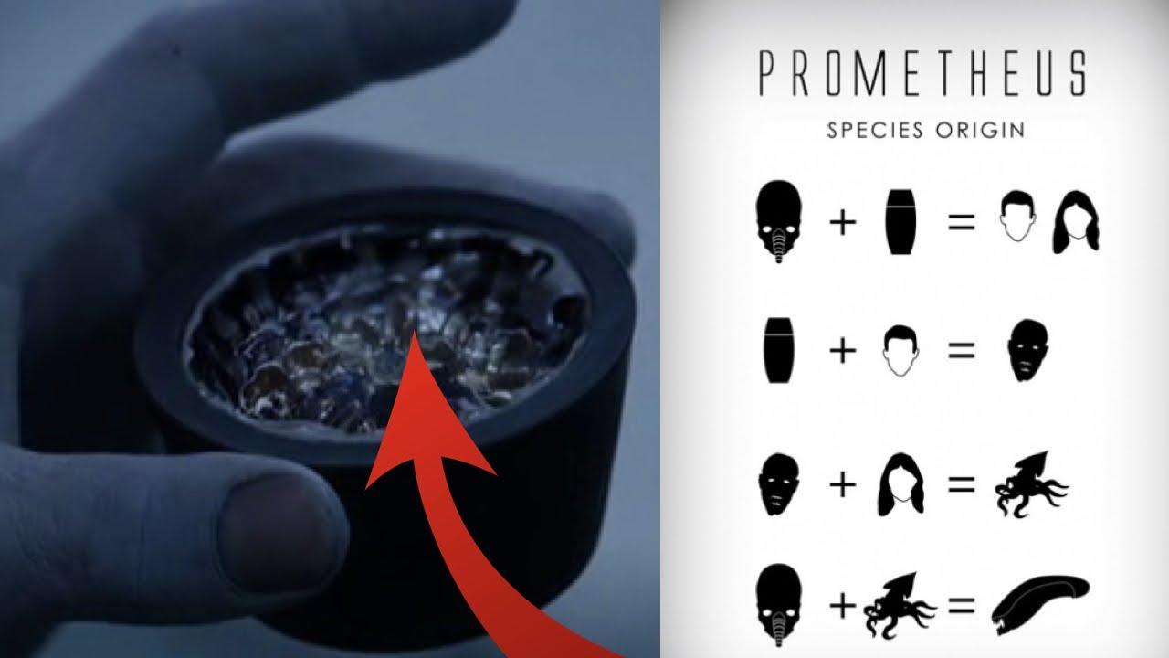 Qué es la sustancia negra y qué hace? Alien - YouTube