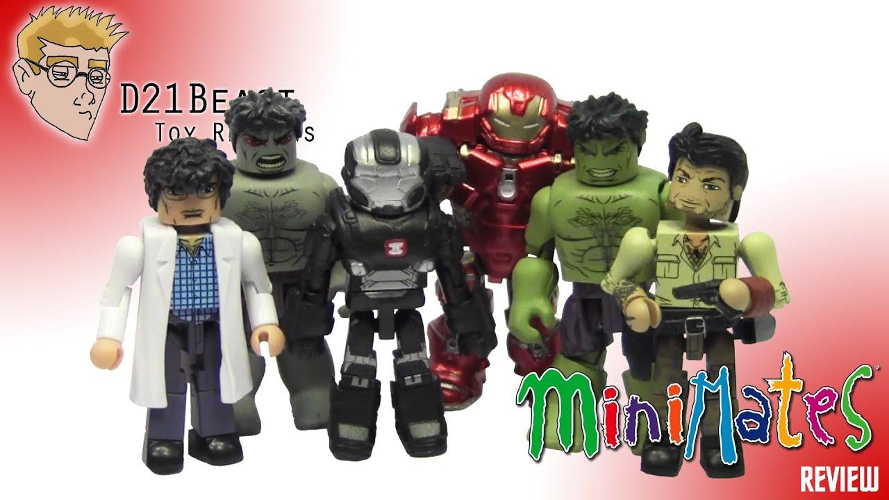 Marvel Minimates série 16 Quicksilver