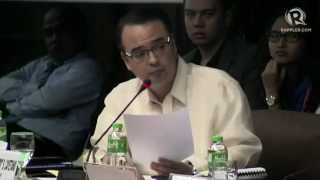 Alan Cayetano: This is entirely MILF