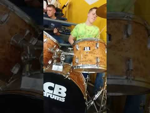 Seek N Destroy Metallica Played By Clarkrange High School Band