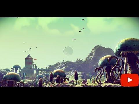 Exploring The Universe - No Man's Sky