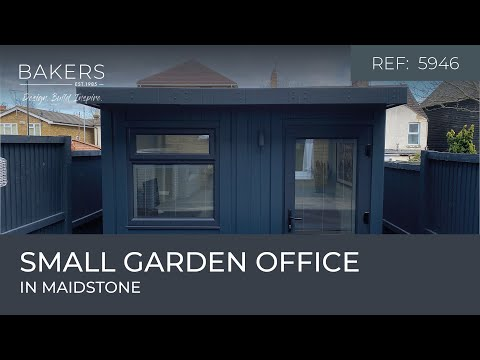 REF:5946: Jay small Garden Office in Kent