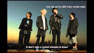 To Feel The Fire - One Ok Rock Lyrics + Terjemahan Indonesia