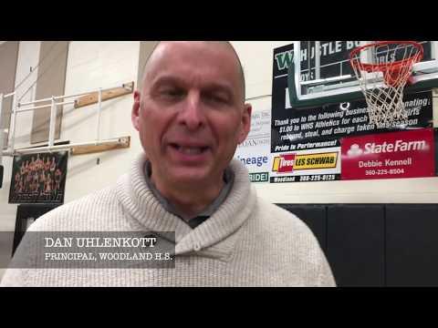 Dan Uhlenkott - Principal - Woodland HS - Portland, OR