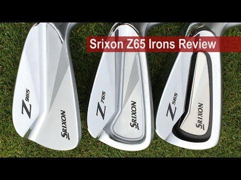 srixon-z65-irons-comparison-review-by-golfalot