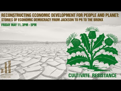 Reconstructing Economic Development for People and Planet: Stories of Just Economic Democracy from J