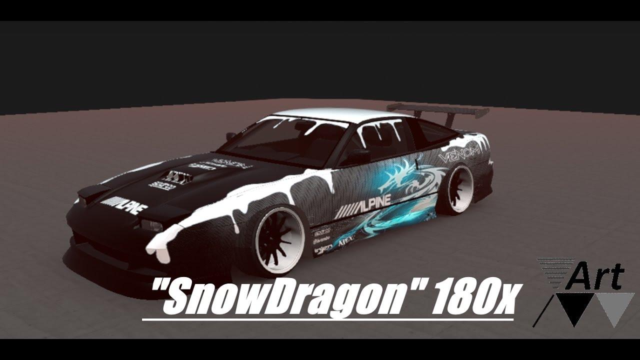 High Octane Drift Making Of Snowdragon Youtube