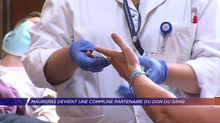Yvelines | Maurepas devient une commune partenaire du don du sang
