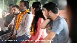 Yoga & Meditation Retreat in Rishikesh, India - 7 Days (Group Retreat)