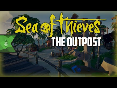 Sea of Thieves: Outposts, Shops and Companies (2019)