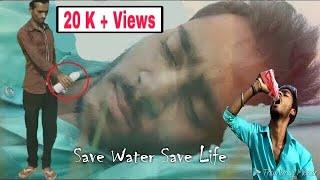 Last Drop || Save Water Save Life || Dilip Karpenter