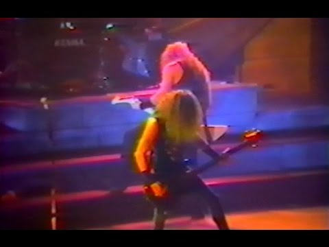 Metallica - Pittsburgh, PA, USA [1989.03.04] Full Concert