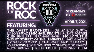 Rock The RoC ft. The Avett Brothers, Jason Mraz & more
