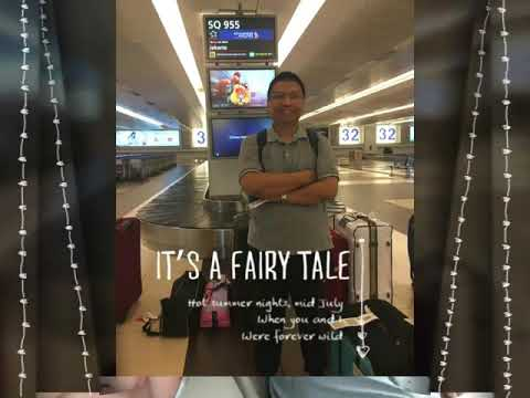 Love Journey Jakarta - Singapore - Jakarta