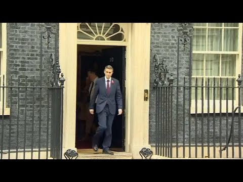 Gavin Williamson named new British Defence Secretary