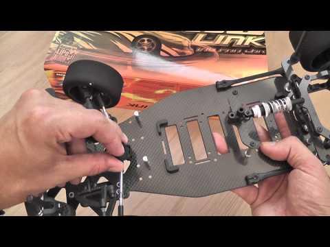 Xray X10 1/10 RC Link Pan Car