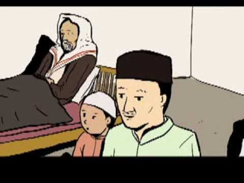 animasi : sholat itu wajib, no excuse!