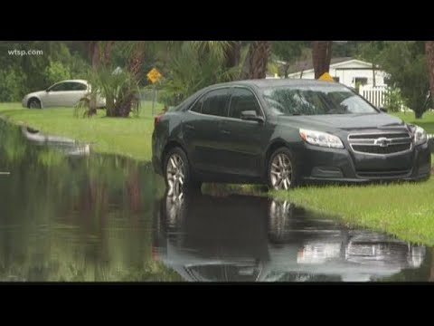 Nick Wize - Here's Where It's Flooding In The Entire Tampa Area