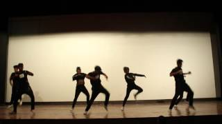 Misba Western Dance Crew at DANZA SUPREMA 2016