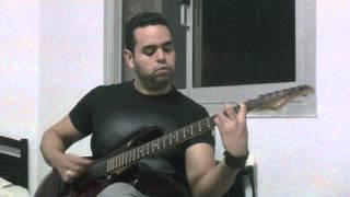 narjahanam   symphoniat al mowt نار جهنم   سمفونية الموت guitar cover metal shinobi