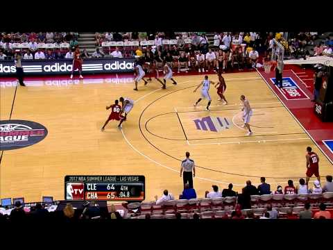 Charlotte Bobcats Highlights - Summer League (Cavaliers 2012)