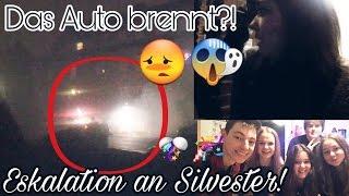 HILFE DAS AUTO BRENNT? | Eskalation an Silvester! | Vlog
