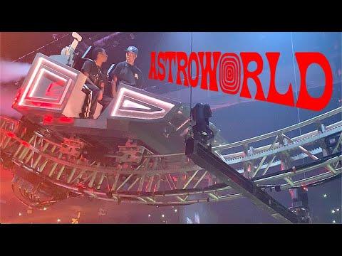 TRAVIS SCOTT ASTROWORLD LEG 2 HOUSTON TEXAS!!!! 1080p HD Mp3