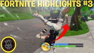 Random Moments & Highlights #3 (Fortnite Battle Royale)