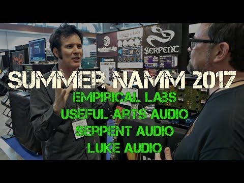Summer NAMM 2017 Part 1 - Warren Huart: Produce Like A Pro