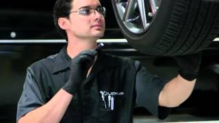 Vehicle Inspection & Tire Rotation