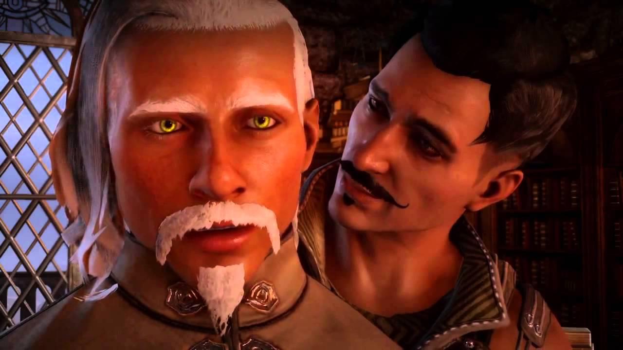 Dragon Age Gay Sex