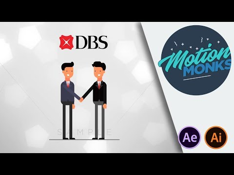 DBS Bank   Motion Graphics Explainer Video