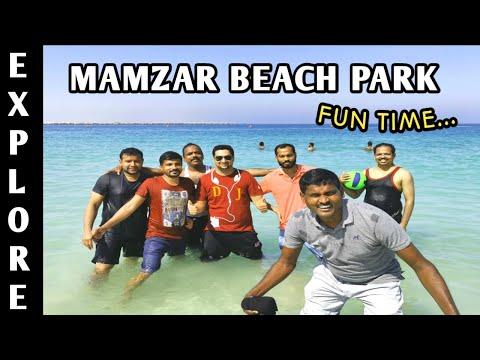 Mamzar Beach Park Dubai   Amazing Activities on best beach of Dubai   Dubai Winter Activities 2020