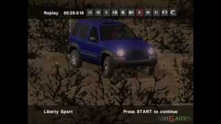 4x4 Evo 2 - Gameplay Xbox HD 720P
