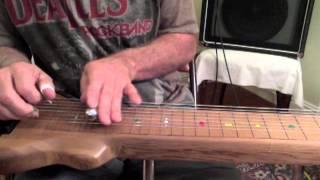 Stranger on Shore & Beyond The Reef Hawaiian steel guitar