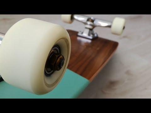 Cruiser Skateboard Globe - Detailing