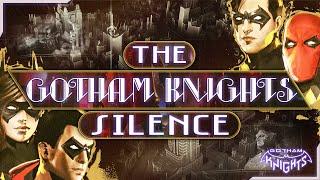 Gotham Knights Gone SILENT? | News/Info Roundup 2021