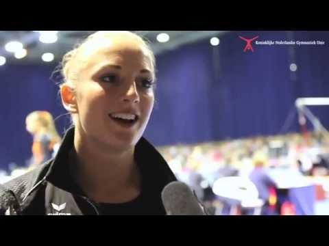 Gymsport TV - Turnen dames - Fantastic Gym 2013 Daisy Driessen twijfelt, nieuwe talenten staan op