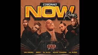 Coronao Now -  El Alfa Ft. Lil Pump X Vin Diesel X Sech X Myke Tower (Bass Boosted)